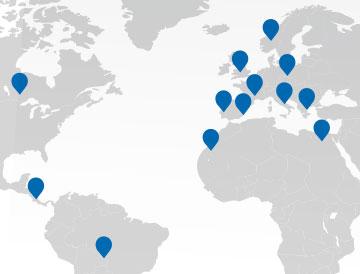 Élévateur de piscine exporté dans le monde entier